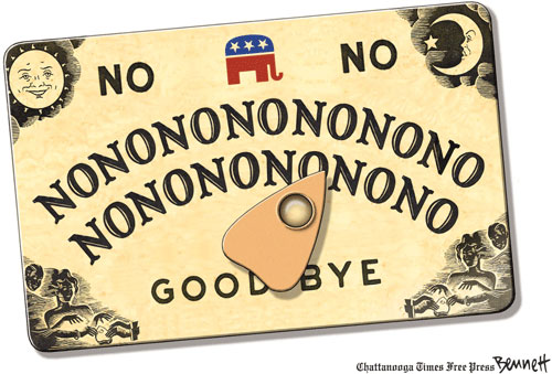 GOP - Party of NO