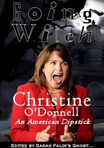 Christine O'Donnell Going Witch